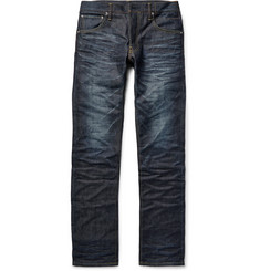 Visvim Social Sculpture 01 Slim-Fit Selvedge Denim Jeans