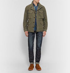 Visvim - Social Sculpture 01 Slim-Fit Selvedge Denim Jeans