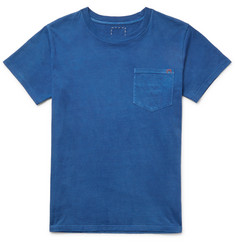 visvim Overdyed Cotton-Jersey T-Shirt