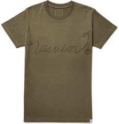 Visvim - Printed Cotton-Jersey T-Shirt