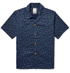 Visvim Kahuna Slim-Fit Floral-Print Cotton Shirt