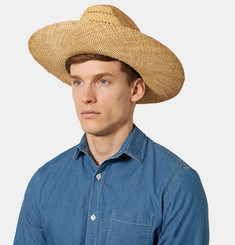 Visvim - Straw Hat