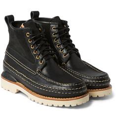 Visvim - Grizzly Mid-Folk Leather Boots