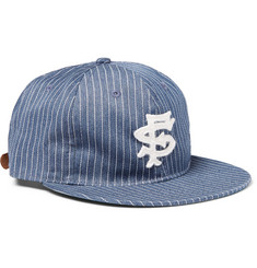 Ebbets Field Flannels San Francisco Seals 1949 Denim Baseball Cap