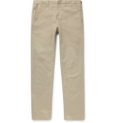 Dunhill - Slim-Fit Stretch-Cotton Chinos