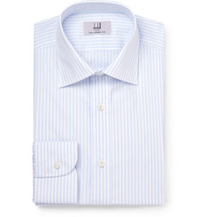 Dunhill - Slim-Fit Striped Cotton Shirt