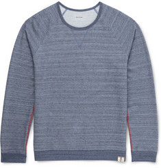 Paul Smith Shoes & Accessories Marled Cotton-Jersey Sweater