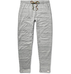 Paul Smith - Space-Dyed Loopback Cotton-Jersey Pyjama Trousers