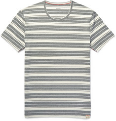 Paul Smith Shoes & Accessories - Slim-Fit Striped Cotton-Jersey T-Shirt