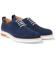 WANT Les Essentiels - Montoro Suede Derby Shoes