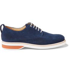 WANT Les Essentiels de la Vie Montoro Suede Derby Shoes