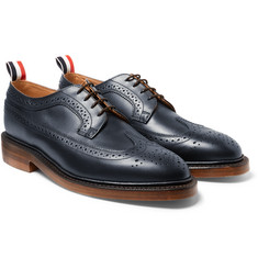 Thom Browne - Longwing Leather Wingtip Brogues