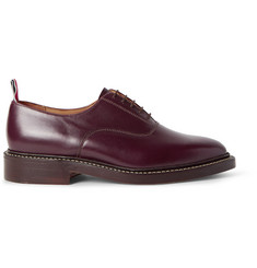 Thom Browne Leather Oxford Shoes