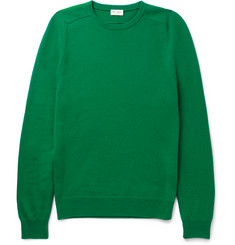 Saint Laurent Ribbed Cashmere Sweater