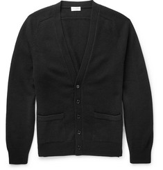 Saint Laurent Slim-Fit Fine-Knit Cashmere Cardigan