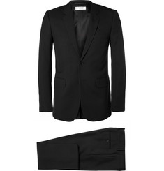 Saint Laurent - Black Slim-Fit Virgin Wool-Twill Suit