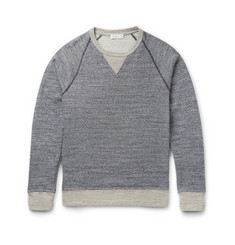 Richard James - Loopback Cotton-Jersey Sweater