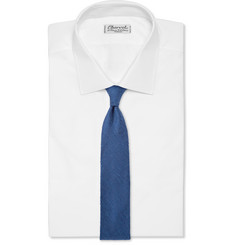 Richard James Slub Silk Tie