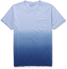 Hartford Slim-Fit Dégradé Cotton-Jersey T-Shirt