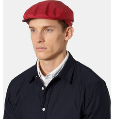 Loro Piana - Roadster Shell Flat Cap
