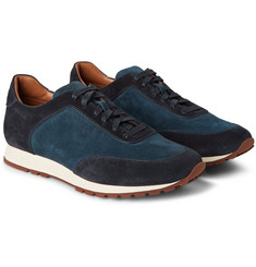 Loro Piana - Weekend Walk Suede Sneakers