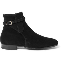 TOM FORD Gloucester Leather Boots