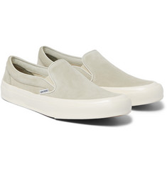 Tom Ford - Cambridge Nubuck Slip-On Sneakers