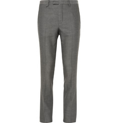Raf Simons - Slim-Fit Cotton-Blend Trousers