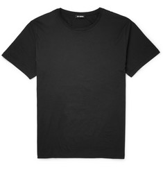 Raf Simons Isolated Heroes Slim-Fit Printed Cotton T-Shirt