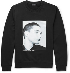 Raf Simons - Isolated Heroes Oversized Printed Cotton Sweatshirt