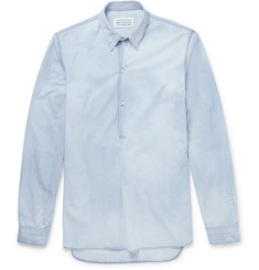 Maison Margiela Bleached Cotton Shirt
