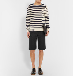 Maison Margiela Cotton-Poplin Shorts