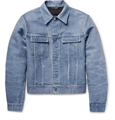 Calvin Klein Collection - London Bonded Denim Jacket