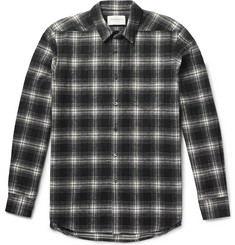 Public School - Plaid Cotton-Flannel Shirt
