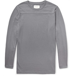 Public School - Panelled Pima-Cotton T-Shirt