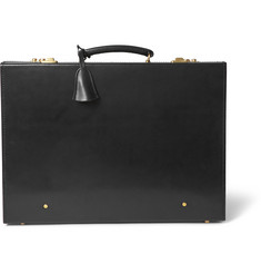 Kingsman + Swaine Adeney Brigg Leather Attaché Case