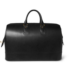 Kingsman + Swaine Adeney Brigg Cambridge Leather Holdall