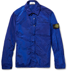 Stone Island - Slim-Fit Shell Overshirt