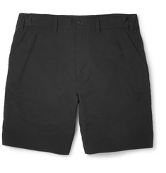 White Mountaineering - Brushed-Poplin Shorts