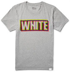 White Mountaineering - Printed Cotton-Jersey T-Shirt