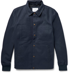 Saturdays Surf NYC Cooper Bonded Cotton-Canvas Jacket