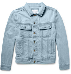 Saturdays Surf NYC Emil Washed-Denim Jacket