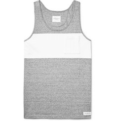 Saturdays NYC - Rosen Striped Cotton-Jersey Tank Top