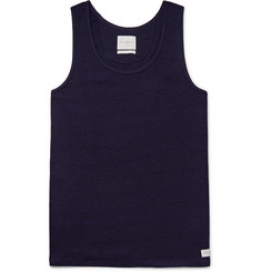 Saturdays Surf NYC Nick Slub Cotton-Jersey Vest