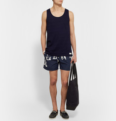 Saturdays Surf NYC - Nick Slub Cotton-Jersey Vest