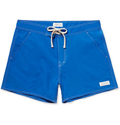 Saturdays Surf NYC - Curtis Mid-Length Swim Shorts