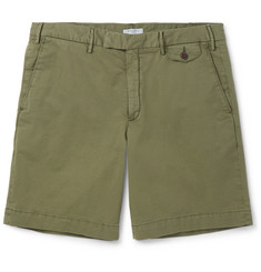 Boglioli Stretch-Cotton Bermuda Shorts