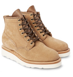 Viberg - Scout Roughout-Leather Boots