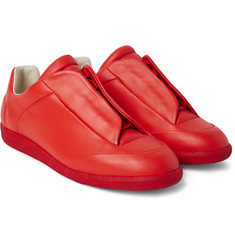 Maison Margiela - Future Leather Sneakers