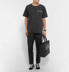Marvy Jamoke + Beams Cotton-Poplin T-Shirt